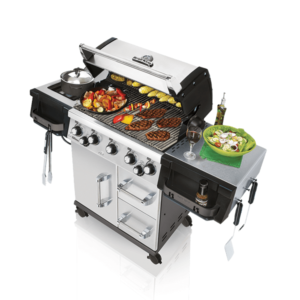 Broil King Imperial 590 Burner Barbecue Bazaar