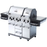 Broil King Imperial Twin Hood