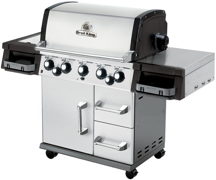 Broil King Imperial 5 Burner