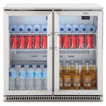 BeefEater Double Door Fridge