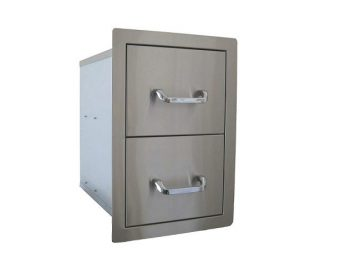 Double Drawers