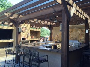 How An Outdoor Kitchen Adds Value To Your Property 300x225