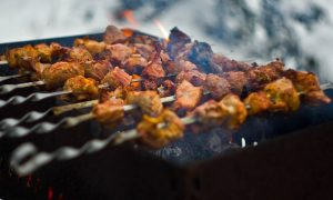 Why Autumn Is The Best Time Of Year For Outdoor Kitchen BBQing 300x180